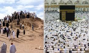 The oldest hajj pilgrim from Iran is ۱۰۷