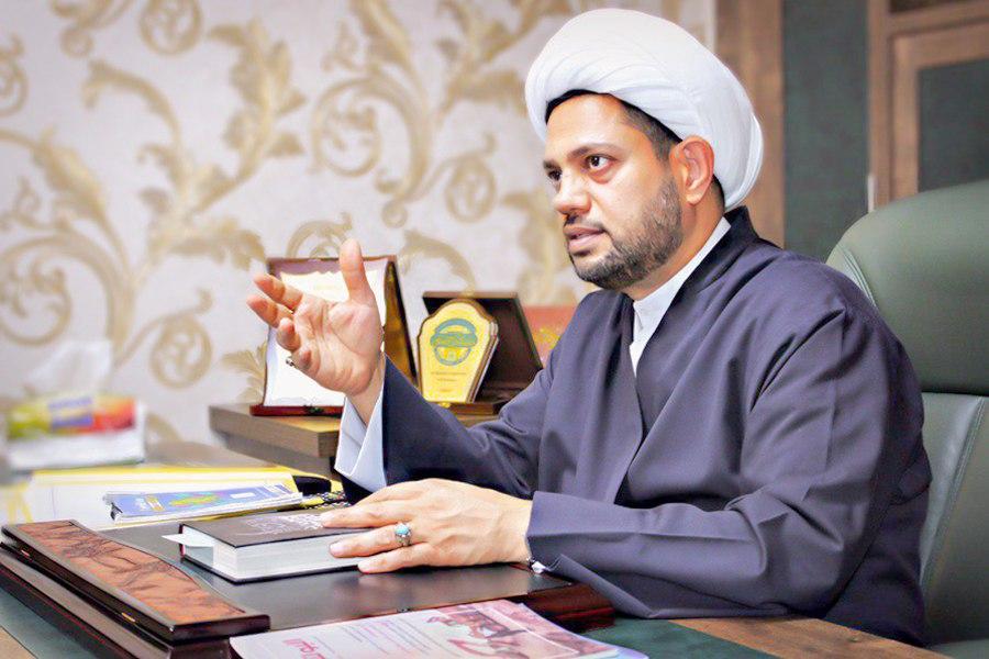 The chairman of al-Nujaba's political Board