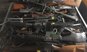 New Zealanders give up weapons at first gun buyback event after Christchurch mosque killings