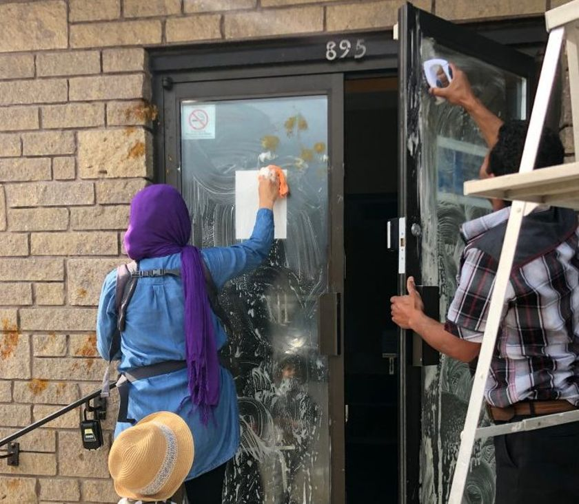 Owen Sound mosque vandalized two nights in a row