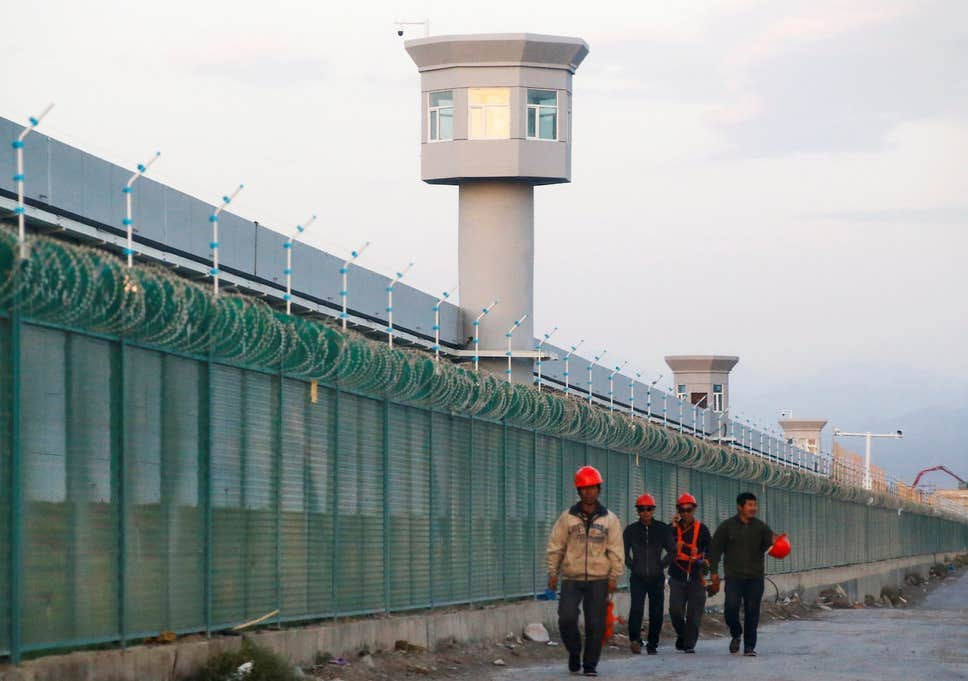 More than ۳۵ countries defend China over mass detention of Uighur Muslims