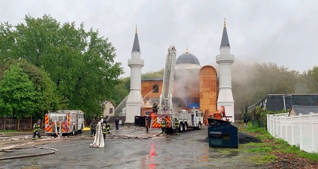 Mosque in Germany suffers serious damage in anti-Muslim attack