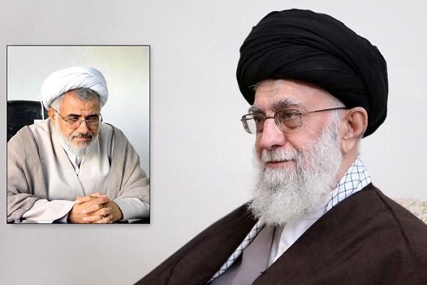 Ayatollah Khamenei selects new Friday prayers leader of Bandar Abbas