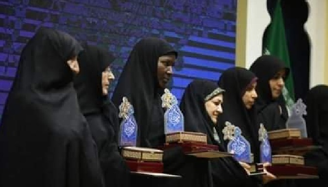 In the ۴th Goharshad World Prize, Eight Muslim women honored