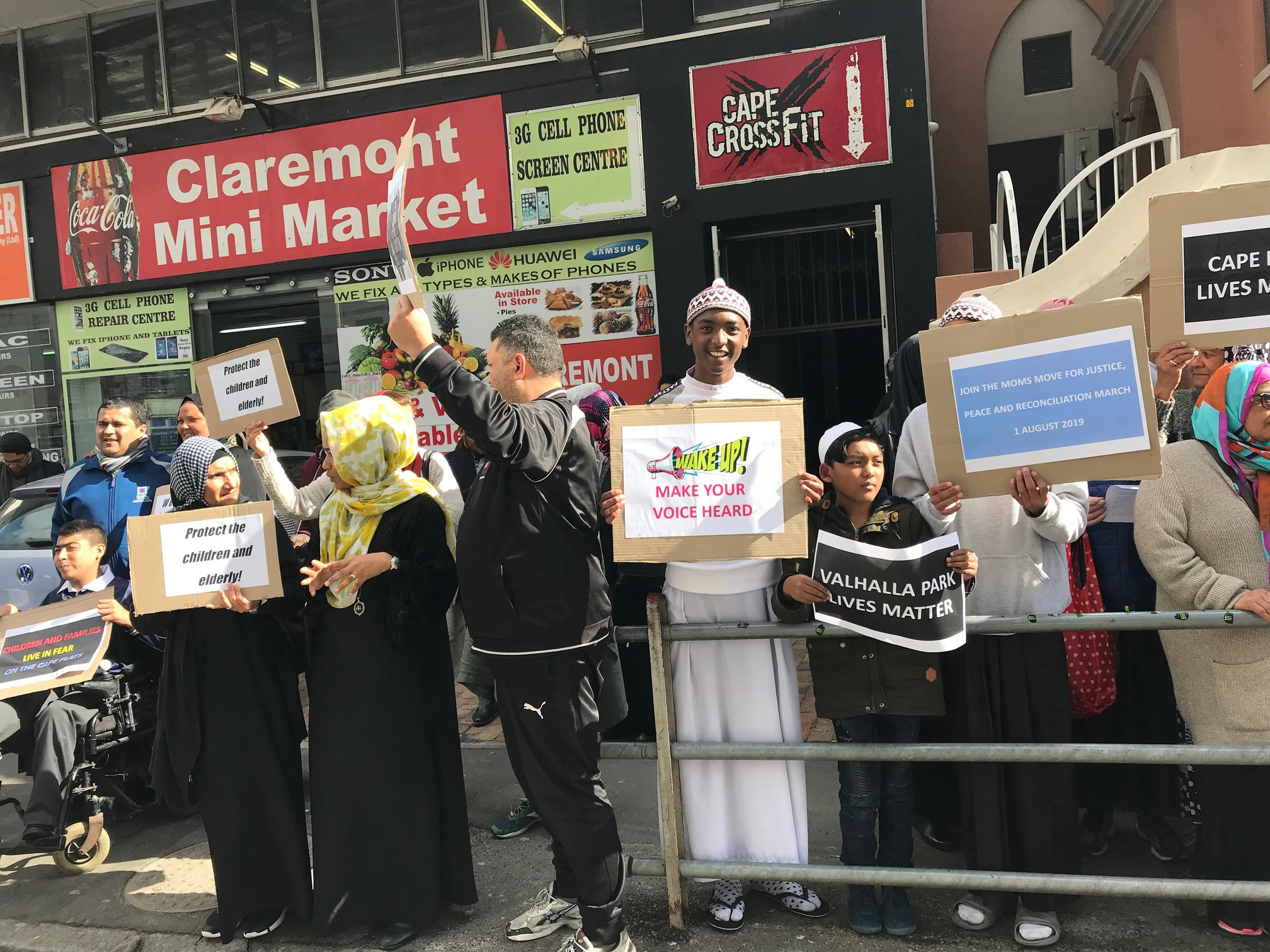 Claremont Mosque calls for religious leaders to respond to Cape Flats violence