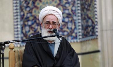 آیت الله میرمحمدی یار امام و با قلم و زبان در خدمت نظام و رهبری بود