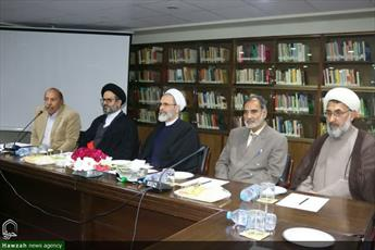 Ayatollah Arafi , chairman of Al-Mustafa international University's trip to Pakistan