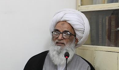 مكتب آية الله بشير النجفي يستنكر الحادث الإرهابي الدنيء في العاصمة بغداد+الوثيقة