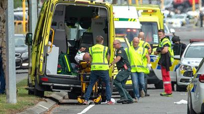 Head of the Islamic Seminaries sent message of condolence for NZ mosque attack