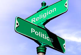 Does Islam not consider religion and politics separate?