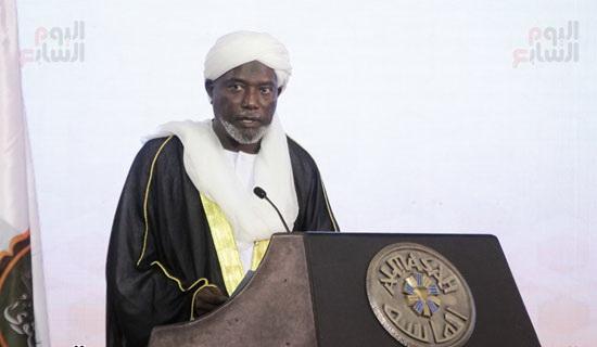 شیخ احمد النورمحمد الحلو مفتی چاد