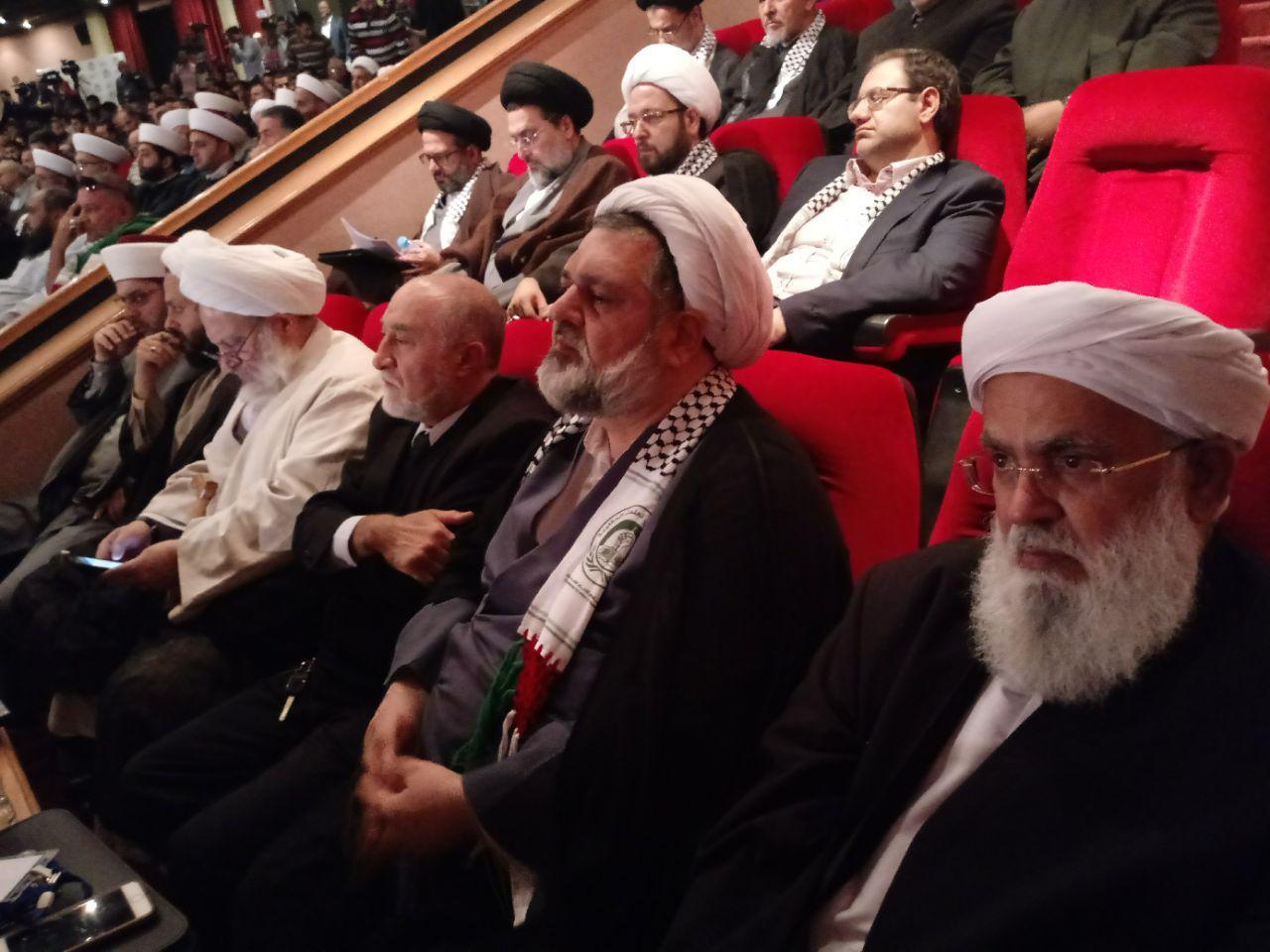 اجلاس بین المللی علمای مقاومت