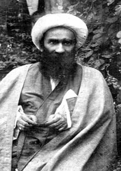 آیت الله میرزا محمد فیض قمی