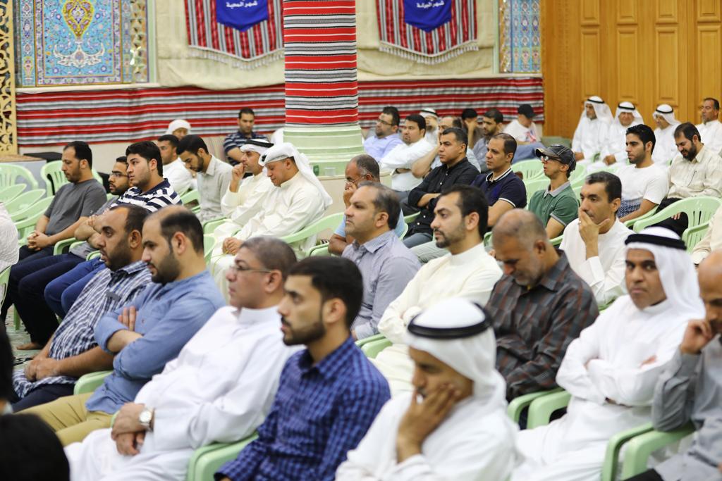 مراسم شب های ماه رمضان در سنابس بحرین