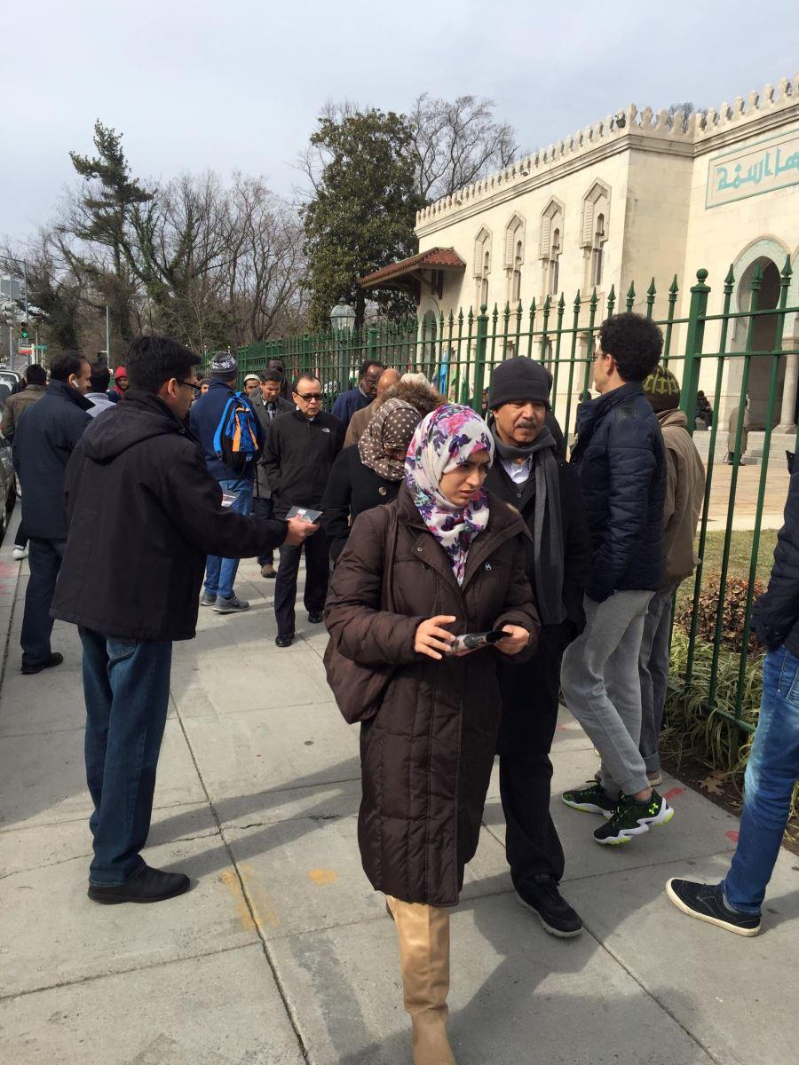 کمپین تحریم وهابیت در آمریکا