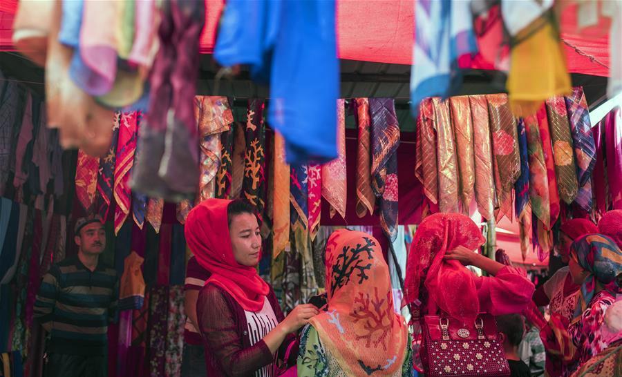 حال و هوای مسلمانان چین در روز عید قربان