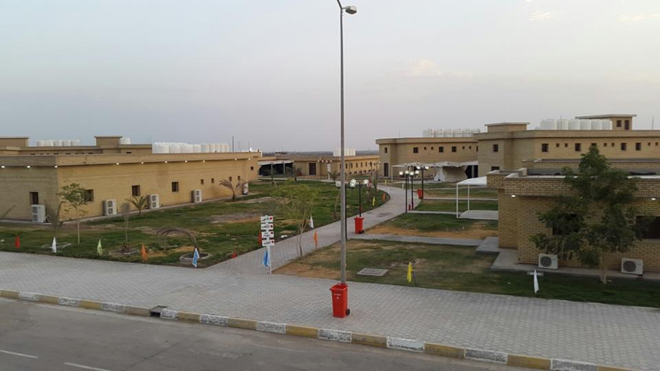 شهرک زائرین امام  حسن مجتبی(ع) در نجف