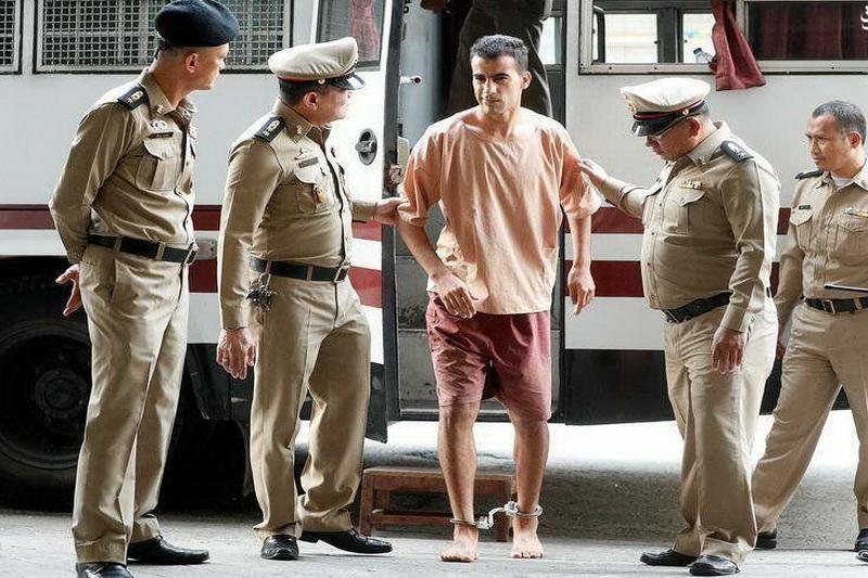فوتبالیست بحرینی توسط پلیس تایلند بازداشت شد