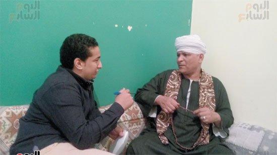 شیخ احمد البیومی مداح مصری