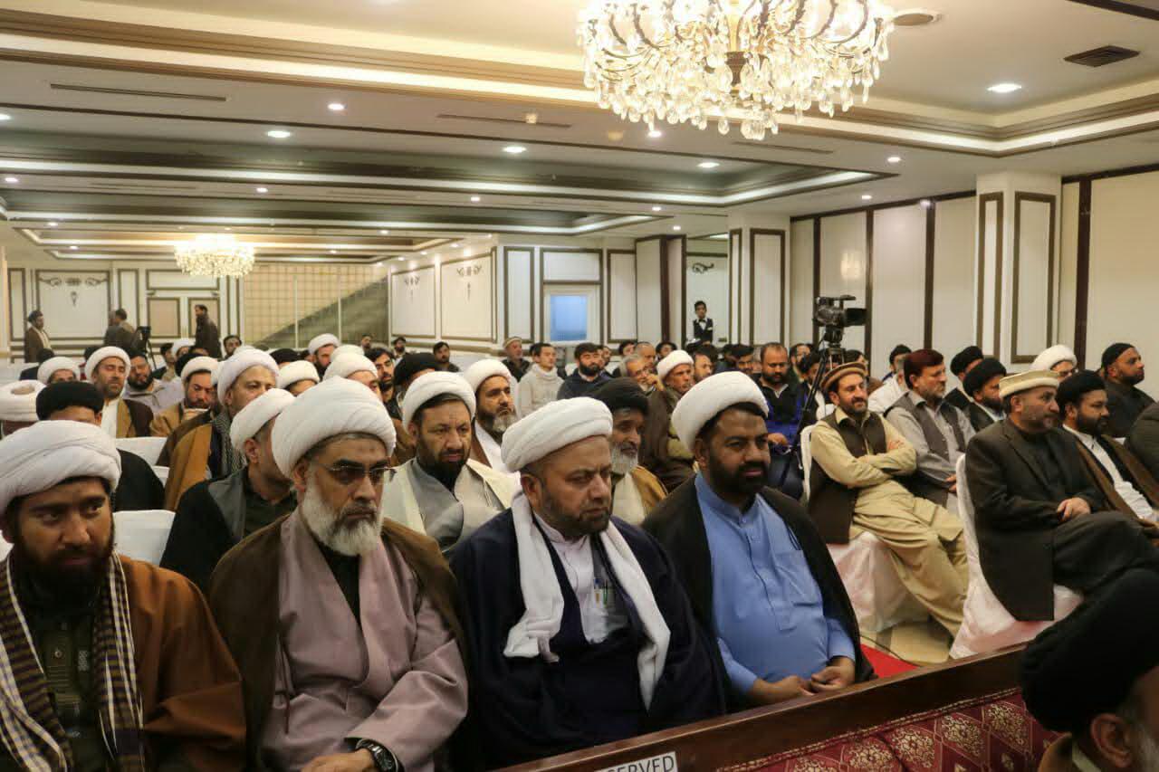 سفر آیت الله اعرافی به پاکستان