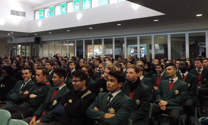 معرفی امام حسین (ع) به دانشجویان دانشگاه سنت کولومبای استرالیا