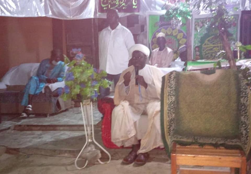 جشن میلاد پیامبر(ص) در انجمن شیعی اهل بیت نیجر