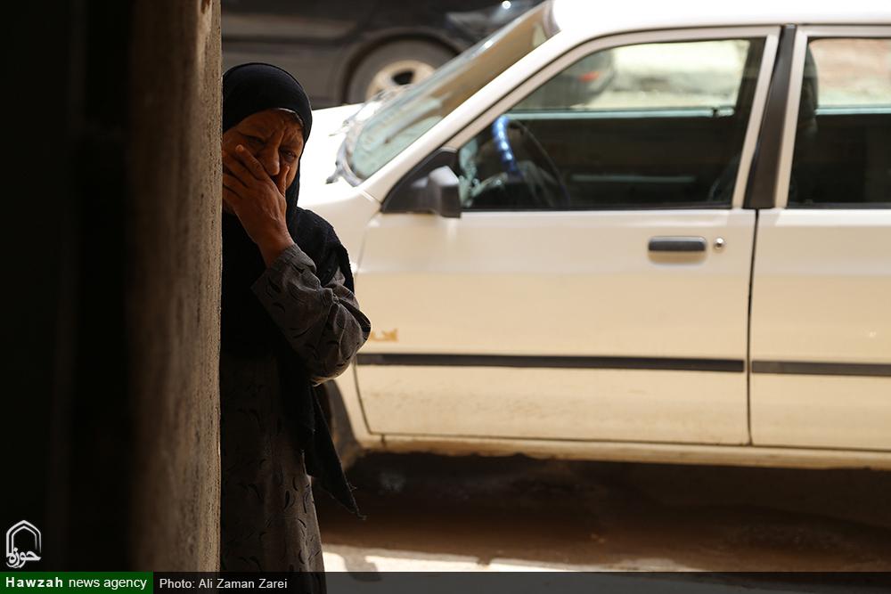 خونین شهر؛ تنها و بی کس با مردمانی غریب