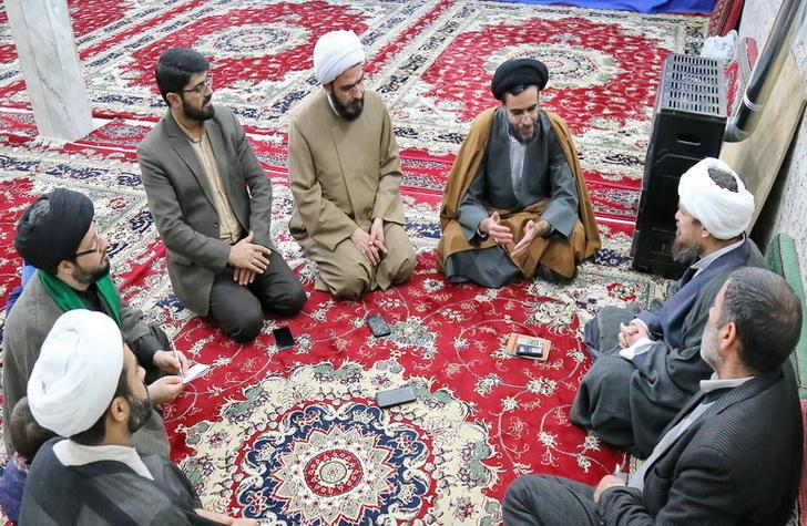 حجت الاسلام و المسلمین تبریزیان