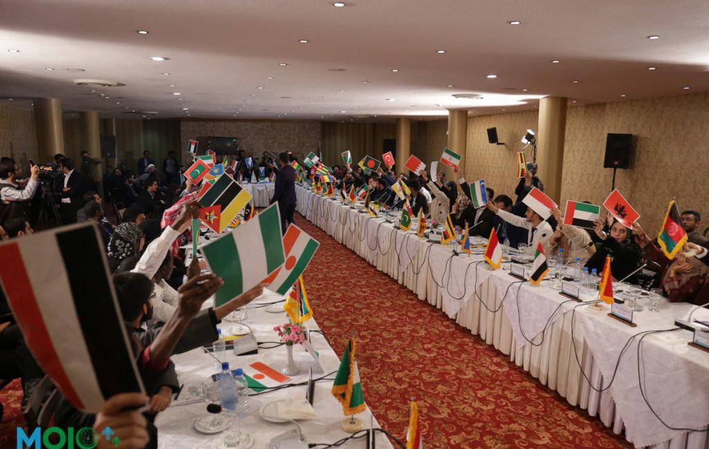 اجلاس جوانان کشورهای اسلامی در مشهد