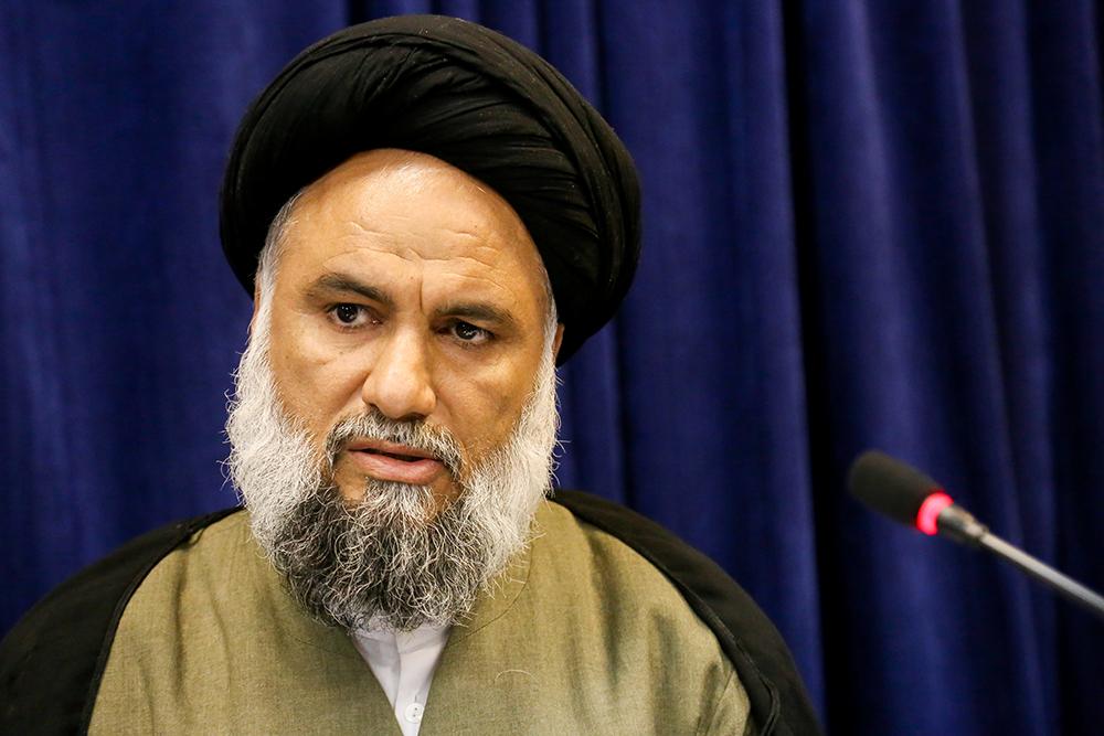 حجت الاسلام والمسلمين سيد صادق محمدي