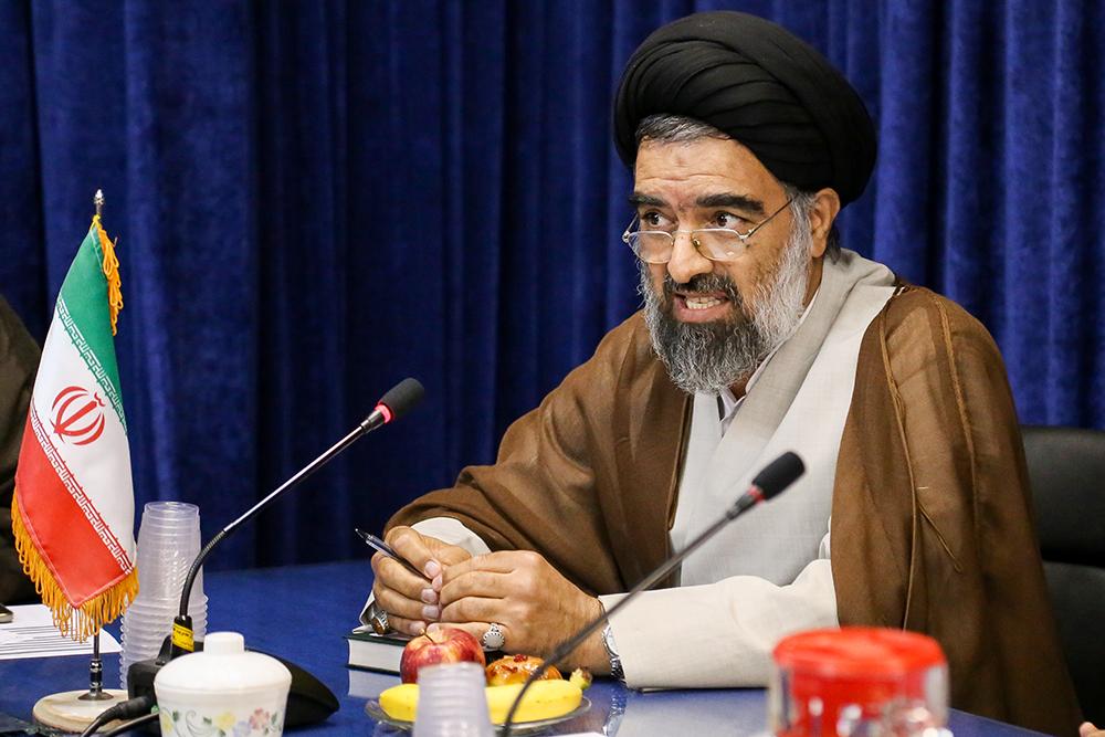 حجت الاسلام و المسلمين سيد محمد واعظ موسوي