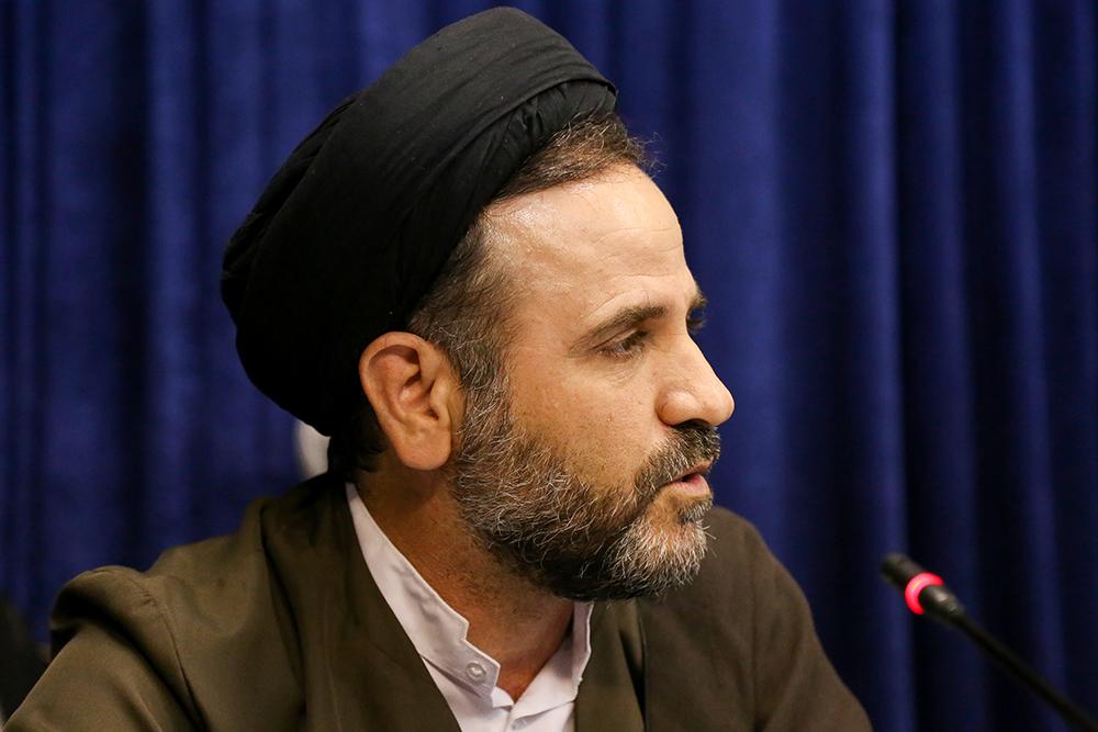 حجت  الاسلام و المسلمين سيد باقري