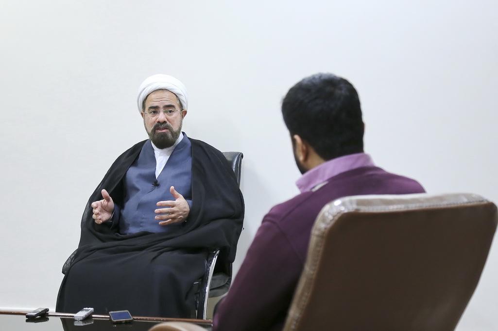گفت و گوی خبرگزاری حوزه با حجت الاسلام والمسلمین جوادی آملی