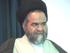 حجتالاسلام حسینی پور_ مدیر حوزه علمیه استان مرکزی