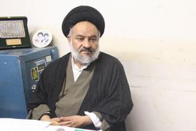 حجتالاسلام سید مجتبی بدری- مدیر مدرسه امام القائم(عج) تهران