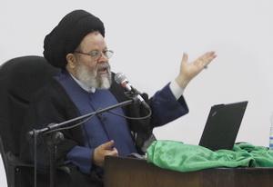 حجت الاسلام حسینی قزوینی