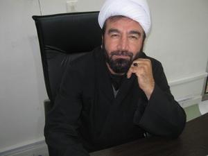حجت الاسلام جابری نژاد معاون تبلیغ حوزه ایلام