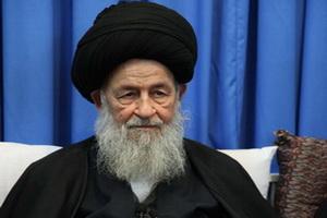 پیام تشکر حضرت آیت الله علوی گرگانی از کادر پزشکی استان گلستان