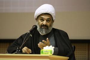 حجت الاسلام عباس اسکندری مدیرکل تبلیغات اسلامی قم