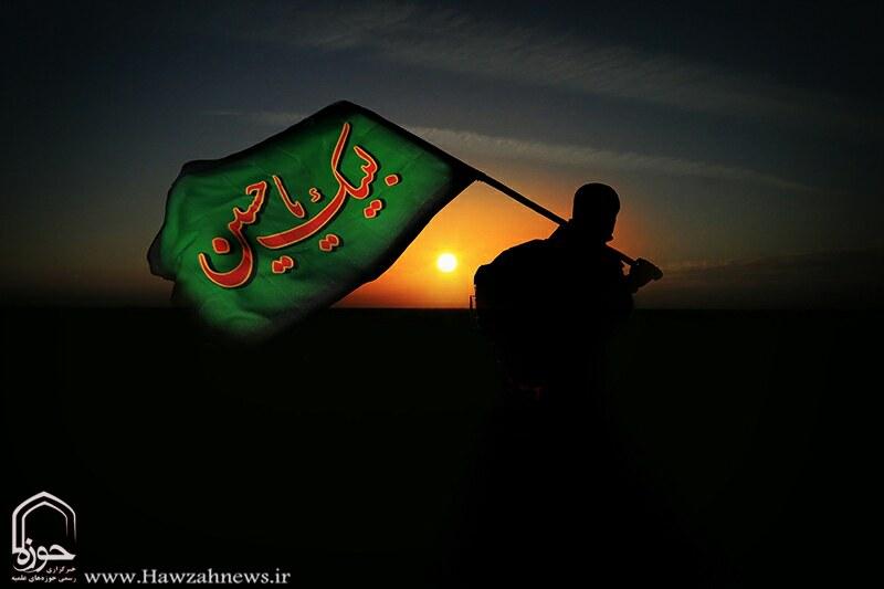 پیاده روی زائران اباعبدالله الحسین(علیه السلام)