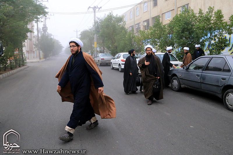تصاویر/اعزام مبلغین جهادی به روستاهای محروم استان خوزستان