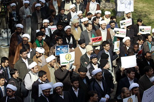 تجمع طلاب غیرایرانی