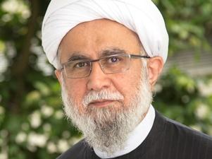 حجت الاسلام والمسلمین رمضانی - رئیس مرکز اسلامی هامبورگ