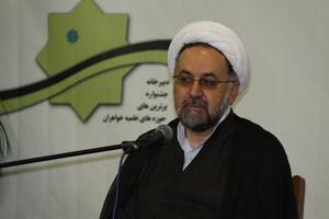 حجت الاسلام علی اکبر حصاری - حوزه خواهران