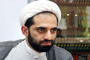حجت الاسلام سجاد کریمان مجد منتقد حوزوی