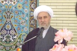 احمدی امام جمعه هریس