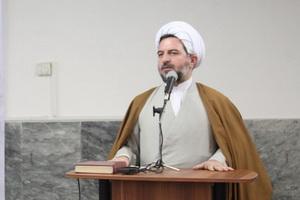 حجت الاسلام هادی حسین خانی معاون تهذیب حوزه