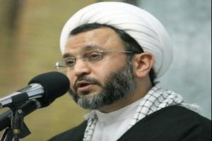 حجت الاسلام محمد صادق امینی - مسجد سلیمان