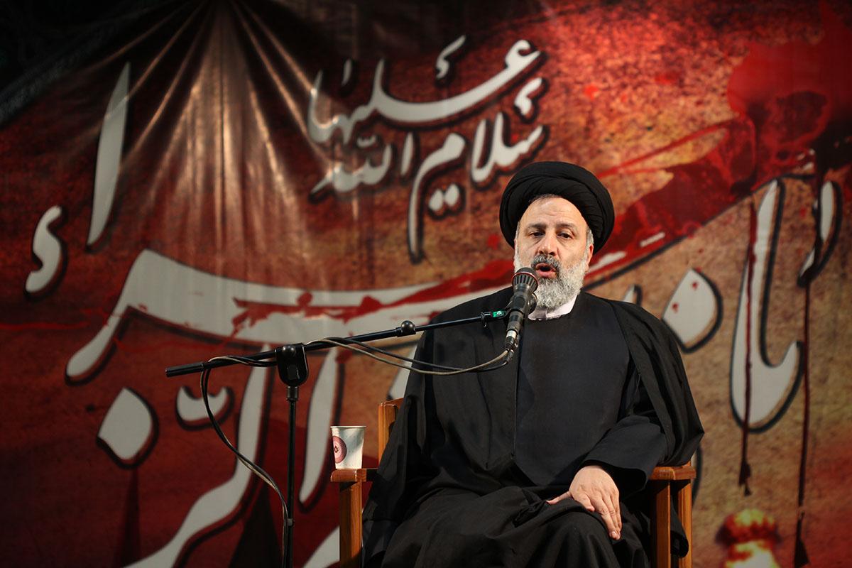 حجت الاسلام رئیسی -  تولیت آستان قدس رضوی