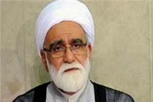 حجت الاسلام والمسلمین معزی نماینده ولی فقیه در جمعیت هلال احمر